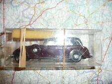 MERCEDES 770 K Cabriolet Fermé 1938 Ancienne RIO NB