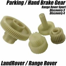 Range Rover Sport Land Rover Discovery Parking Brake Actuator Repair Gears