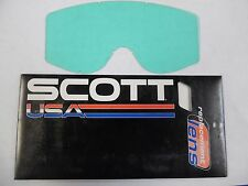 BIN12:D 06-125 09-0270-01-0 SCOTT REPLACEMENT LEXAN LENS CLEAR FOR 89S