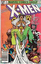 UNCANNY X-MEN ANNUAL 6...NM-...1982...Dracula!...Chris Claremont...Bargain!