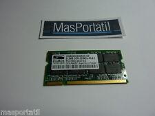 MEMORIA RAM PROMOS 512MB DDR 333MHZ-PC2700U PARA PORTATIL
