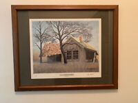 ENNIS Hart III DEPICTIONS OF THE COUNTRYSIDE SIGNED AND NUMBERED PRINT 6/100