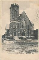 BATAVIA NY – New St. Mary's Church - 1910