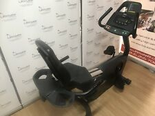 Precor 842 Recumbent Cycle Warranty Serviced not life fitness