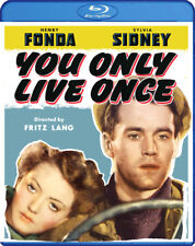 You Only Live Once (Blu-ray) Henry Fonda, Sylvia Sidney, Directed by Fritz Lang