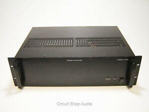 Altec Lansing 150 Watt Mono Power Amplifier / A150 / 961590010 -- KT