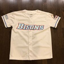 Buffalo Bisons Mets AAA SGA Jersey Youth Size L