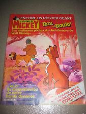 le journal de mickey 1981 avec DOROTHEE