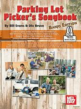PARKING LOT PICKER'S SONGBOOK BANJO EDITION BOOK NEW