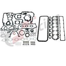Full Head Engine Gasket Gaskets for Nissan Safari Patrol 4.2L TD42 T GQ Y60 CSR