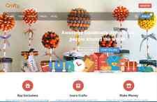 Fantastic Handmade Store Website Free Installation+Hosting