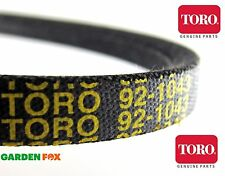 Genuine-Toro Model 20792 Lawnmower DRIVE BELT 92-1043 921043 709#X