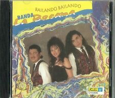 Bailando Bailando  Banda La Bocana Latin Music CD New