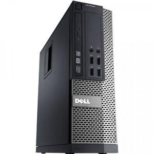Dell OptiPlex 990 SFF Desktop PC Intel i7-2600 3.40GHz 8GB RAM 240GB SSD W10P