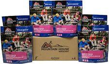 6 - Mountain House Freeze Dried Pouches - Apple Crisp - Fresh