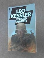 Forced March by Kessler, Leo Paperback Book The Fast Free Shipping