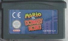 Mario vs. Donkey Kong Nintendo GB Advance uniquement Module