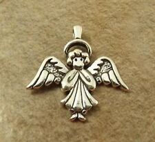 Sterling Silver Angel Charm -1193