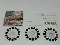 Knott's Berry Farm and Ghost Town View-Master 3 Reel Packet Set A235 GAF