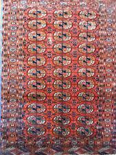 antique tapis / rug ersari tekke Bokhara Bukhara turkmen / afghan, 160 X115 cm