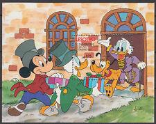 Lesotho 1983 ** Bl.19 Comic Mickey mouse Walt Disney [st2766]