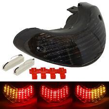 Fumée LED Intégrés Feu arrière Clignotant Pour SV650/S 99-02,TL 1000 R/S TLR TLS