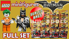 LEGO Minifigures: The Batman Movie [71017] SEALED COMPLETE FULL SET *GET 5% OFF