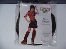 FRANCO GUN SLINGER COWGIRL CHILD HALLOWEEN COSTUME MEDIUM
