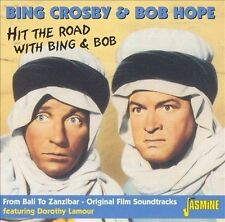 Hit the Road With Bing and Bob: From Bali to Zanzibar [  MUSIC CD