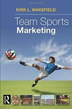 Team Sports Marketing by Wakefield, L.  New 9780750679794 Fast Free Shipping,,