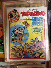 Topolino Più: Il Circo Aereo Albo Blisterato
