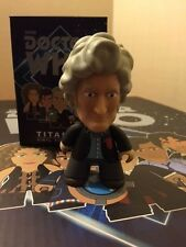DR Who Titan New mini-vinyl  Regeneration series -  3rd Doctor 1/20