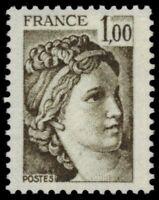 "FRANCE 1662 - Sabine Definitive ""1979 1SB Tagging"" (pb19016)"