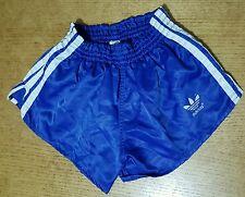 Pantaloncino adidas nylon sprinter Shiny Shorts glanz pants 196 vintage 70' D3