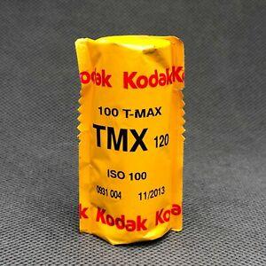 Kodak Tmax TMX120 Black & White Film ISO 100 - November 2013 Sealed