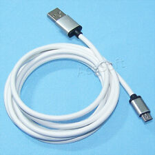 Micro USB Charger Charging Sync Data Cable for Samsung Motorola HTC Google Nokia