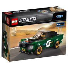 LEGO  75884 SPEED CHAMPIONS 2018 1968 FORD MUSTANG FASTBACK
