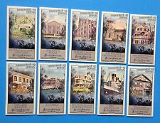 2011 Topps . Allen & Ginter  . Complete set  . of  UNINVITED  GUESTS . 10 cards