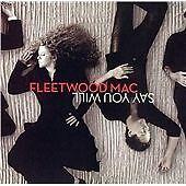 Fleetwood Mac - Say You Will (2003)  CD  NEW  SPEEDYPOST