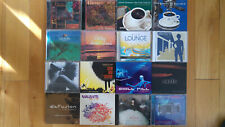 64x CD Sammlung Lounge Chill Out Downtempo Deep House Cafe del Mar St Germain ..