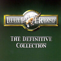 LITTLE RIVER BAND The Definitive Collection CD NEW Greatest Hits Best Of LRB
