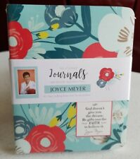 Set of THREE (3) Lined Joyce Meyer Journals w/ Uplifting Encouraging Quotes