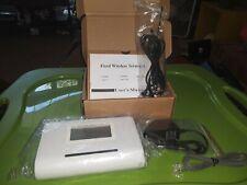 【US】FWT Fixed Wireless Terminal GSM SIM Card GSM850/900/1800/1900MHZ Caller