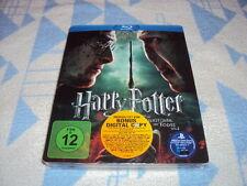 Harry Potter und die Heiligtümer des Todes Teil 2 (2 Blu-Ray´s Steelbook)NEU OVP