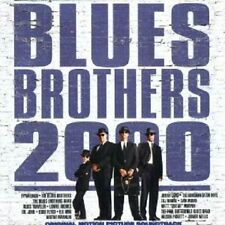 THE BLUES BROTHERS/OST - BLUES BROTHERS 2000  CD 18 TRACKS SOUNDTRACK NEU