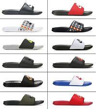 Nike Benassi JDI Men's Slides Slip On Sandals Shoes House Slippers Flip Flops
