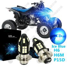 2x Halogen Headlight Bulbs ATV For Honda Sportrax 300 400 EX 1999 2000 2001 2002