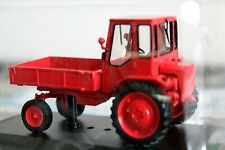 1:43 Tractor T-16 1965 TEST ISSUE Russian Tractors + Magazine  #3