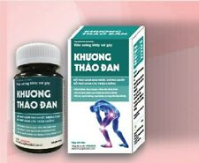 30 Tablets Khuong Thao Dan - For Osteoarthritis Pain, Regenating Synovial Fluid