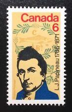 Canada #539 MNH, Louis Joseph Papineau Stamp 1971